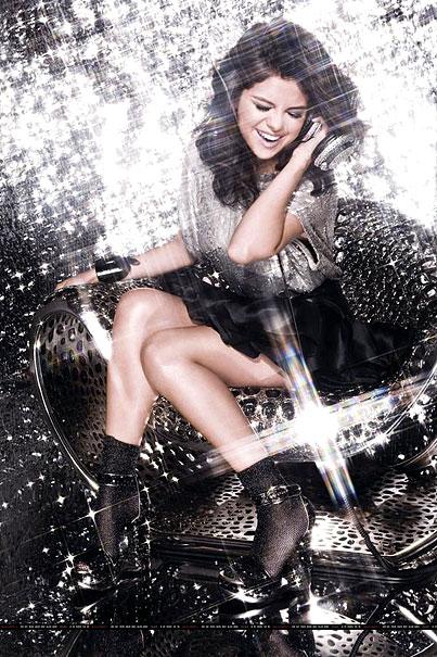 Selena Gomez's 'A Year Without Rain': New Promo Pics (PHOTOS)