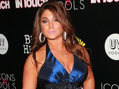 'Shore' Star Deena Nicole: Still a Waitress!