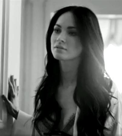 Megan Fox's Super-Sexy New Armani Ad (VIDEO)