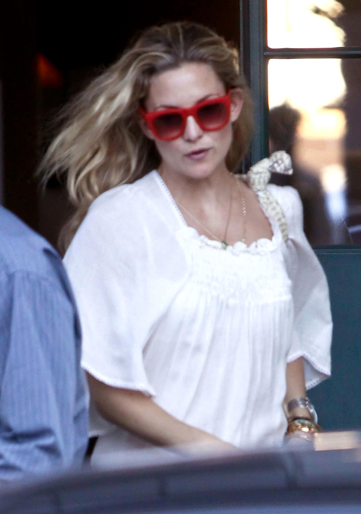 Kate Hudson's Studio Date With Matthew Bellamy (PHOTOS)