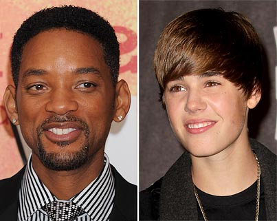 Justin Bieber to Team Up With Will Smith for New Movie