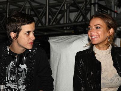 Are Lindsay Lohan and Samantha Ronson Back Together?