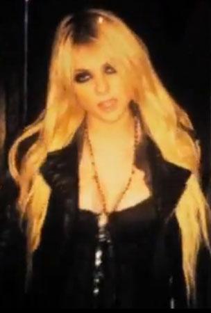 Peep Taylor Momsen's Fiery New Music Video! (VIDEO)