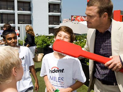 Chris O'Donnell's Mission to Improve Kids' Smiles