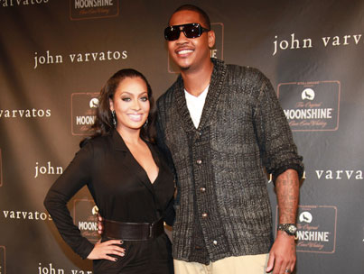 Why LaLa Loves Her Man Carmelo Anthony
