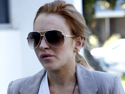 Lindsay Lohan Tested Positive for Amphetamines Too