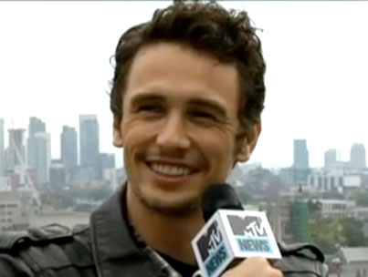 James Franco Compares 'Twilight' to 'Brokeback Mountain' (VIDEO)-photo