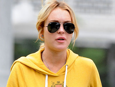 Report: Lindsay Lohan Broke, Dragging Mom Down With Her