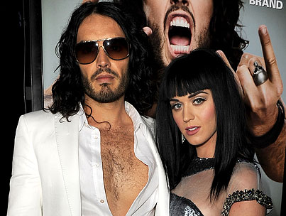 Russell Brand Knew He'd Marry Katy Perry on First Date