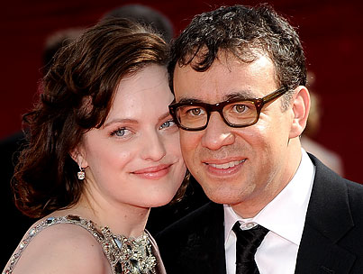Elisabeth Moss Files for Divorce From Fred Armisen