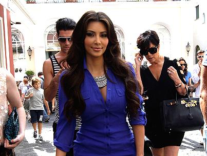 Kim Kardashian Opens Up About Make-Up, Tiny Ear Fetish