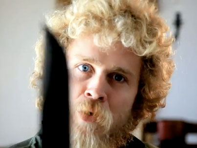 Spencer Pratt Loses Beard, Mind in Same Video