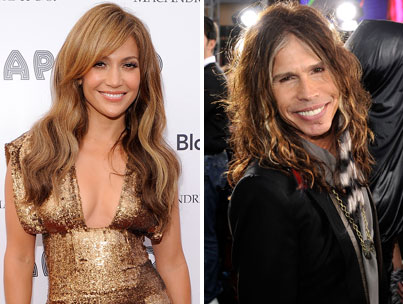 Jennifer Lopez and Steven Tyler Join 'Idol'