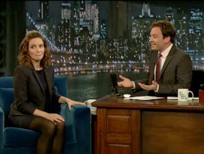 Tina Fey and Jimmy Fallon Talk Drunk Moms (VIDEO)-photo