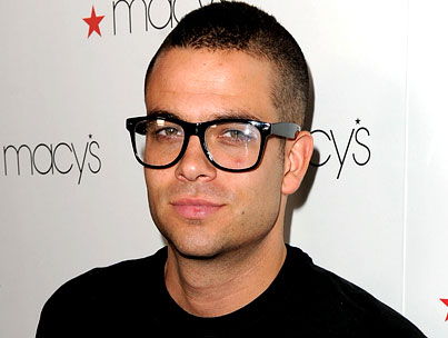 Mark Salling Flirts With Reporters