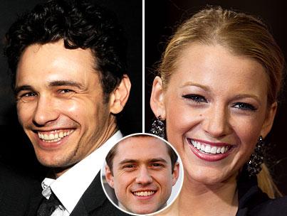 Blake Lively vs. James Franco: Who's The Better Kisser?-photo