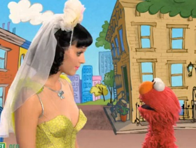 Elmo Demands Another Date With Katy Perry-photo