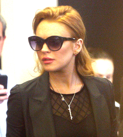 Doctor Optimistic About Lindsay Lohan's Recovery