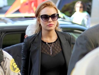 Lindsay Lohan Granted Bail