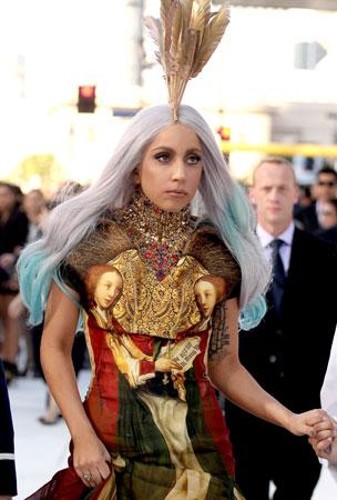 Lady Gaga Mourns 'Perfect' Grandpa Giuseppe