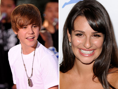 Lea Michele: Justin Bieber Would Be 'Awesome' on 'Glee'