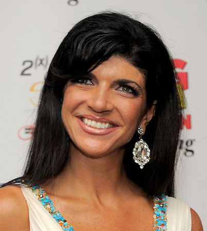 More 'Housewives' Drama for Teresa Giudice