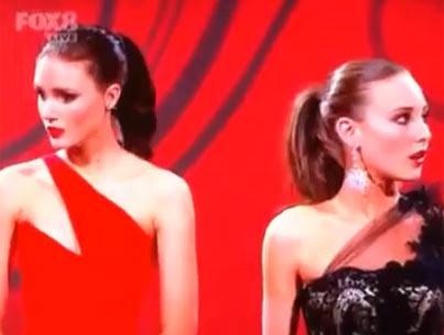 'Australia's Next Top Model' Finale Fail (VIDEO)