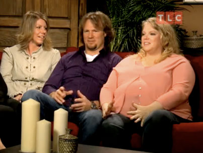 Police Investigating 'Sister Wives' Stars for Bigamy
