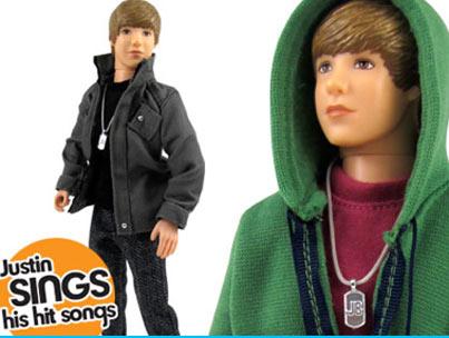 Justin Bieber's Got an Official Doll Line!
