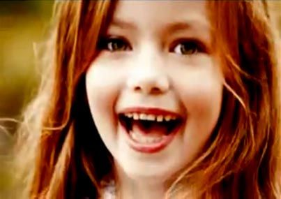 'Breaking Dawn's' Renesmee: Mackenzie Foy?