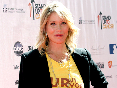 Christina Applegate Co-designs Jewelry To Fight Cancer