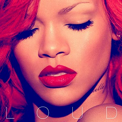 Rihanna's 'Loud' Album Cover Revealed-photo