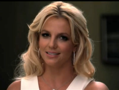 Britney Spears Takes Over 'Glee' (VIDEO)-photo