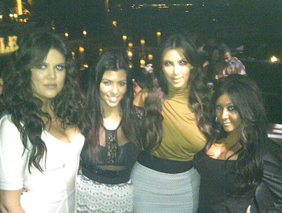 Snooki Crashes Khloe Kardashian's Party