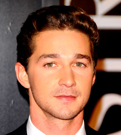 Shia LaBeouf: Money Gave Me My Family Back