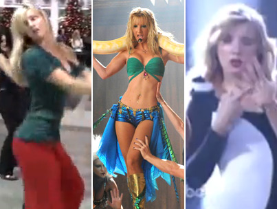 Who Is Heather Morris: 'Glee's' Newest Star (VIDEO)-photo