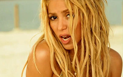 Shakira's Sexy New 'Loca' Video