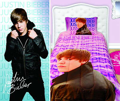 Spend the Night With Justin Bieber!