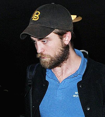 Robert Pattinson Loves His New Beard