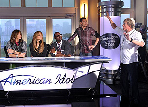 New 'American Idol' Judges at Work: First Look!