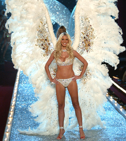 A History of Heidi Klum's Victoria's Secret Looks (PHOTOS)