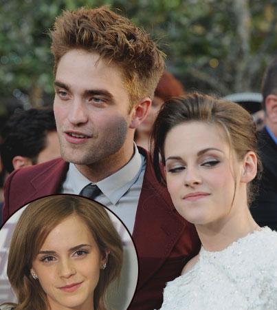 Exclusive: Emma Watson Denies 'Absurd' Kristen Stewart Rumors