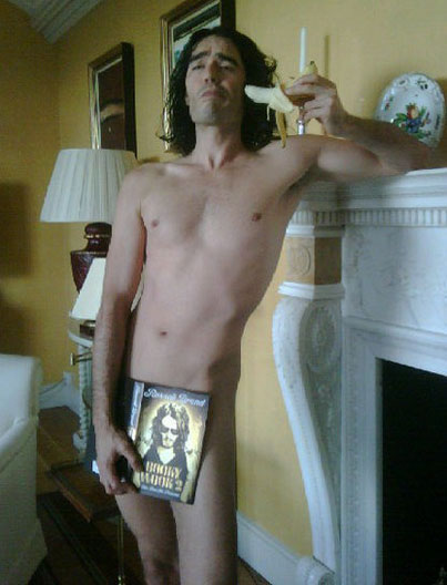 Russell Brand Bares All for New Book