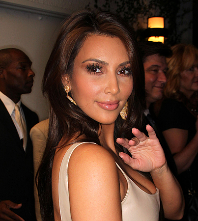 Kim Kardashian Wants YOU to Come to Her Birthday Party