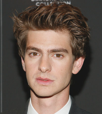 Meet Andrew Garfield, 'The Social Network' Star