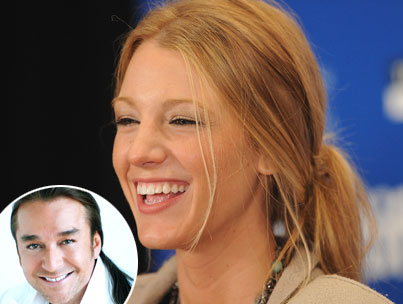 How to Get Blake Lively's Messy Ponytail