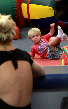 Britney Spears and Jayden James at the Gym (PHOTOS)