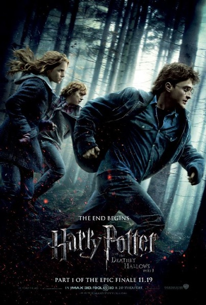 'Harry Potter and the Deathly Hallows': New Poster!