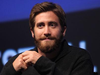 Jake Gyllenhaal Sports Growing Beard