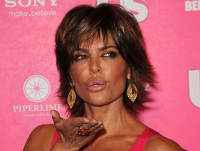 Lisa Rinna Reduced Her Famous Lips